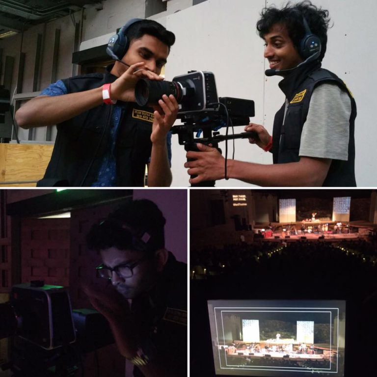 Concert Videography